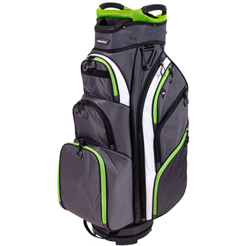 Walkinshaw Velocity 2 Charcoal & White Golf Cart Bag