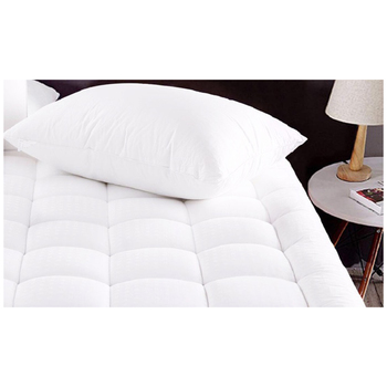 Ramesses Shangri-La Hotel Quality 5 Star Bamboo Double Mattress Topper