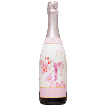 Yellowglen Vintage Pink Moscato 6 x 750ml