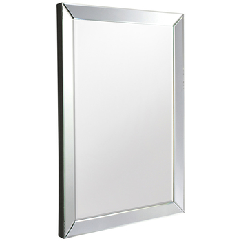 Hudson Living Luna Rectangle Mirror 915 x 610mm
