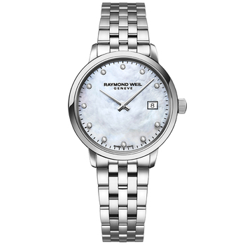 Raymond Weil Women's Toccata Mother of Pearl Watch 5985-ST-97081