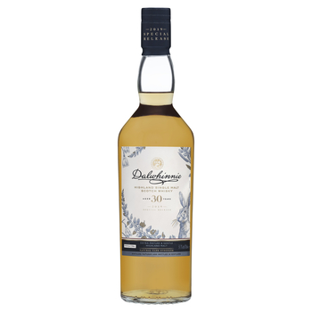 Dalwhinnie 30 Year Old Single Malt Scotch Whisky 2019 Special Release 700ml