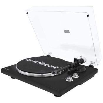 mbeat Hi-Fi Bluetooth Turntable Player MB-PT-18M