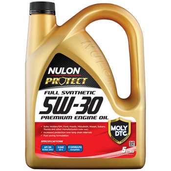 Nulon Protect Full Synthetic 5W-30 Premium Petrol Engine Oil