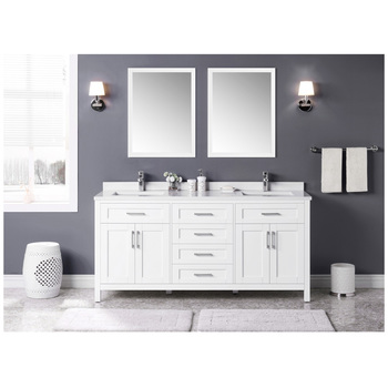OVE Lakeview 1830mm White Vanity