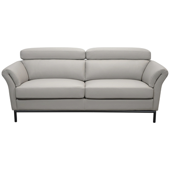 Moran Vancouver 2 Seater Leather Sofa
