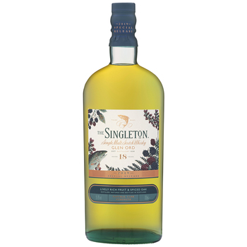 The Singleton Glen Ord 18 Year Old Single Malt Scotch Whisky 2019 Special Release 700ml