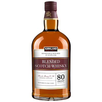 Kirkland Signature 3 Year Old Blended Scotch Whisky 1.75L