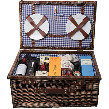 Large Picnic Case Gift Hamper