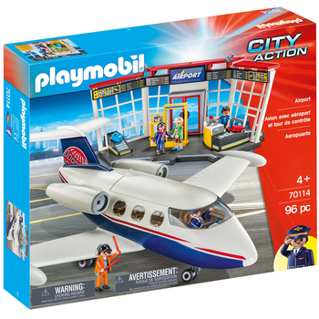 Playmobil Airport Playset