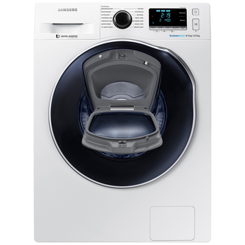 Samsung Washing Machine 8.5kg with Dryer 6kg WD85K6410OW