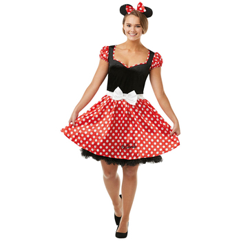 Rubies Women's Disney Minnie Mouse Costume