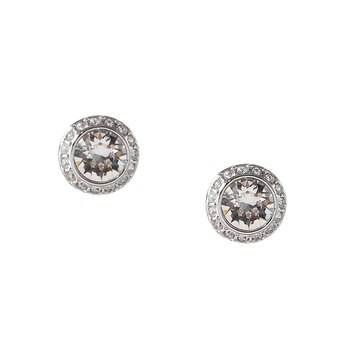 Swarovski Angelic Rhodium Plated Earrings
