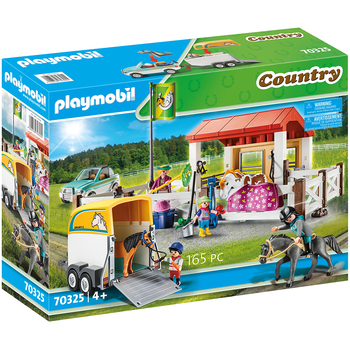 Playmobil Horse Farm Playset