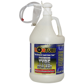 LiQuitube Tyre Sealant 4L