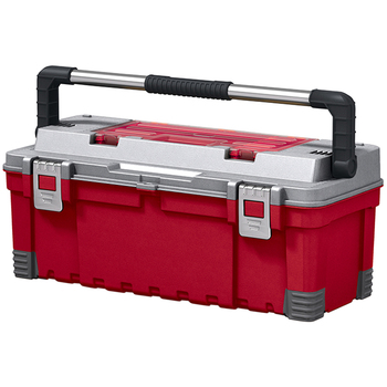 Keter 66cm Hawk Tool Box with Lid Organiser