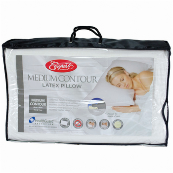 Easyrest Latex Medium Contour Pillow