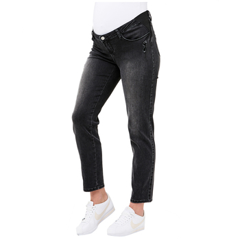 Ripe Maternity Women's Dylan Distressed Jeans