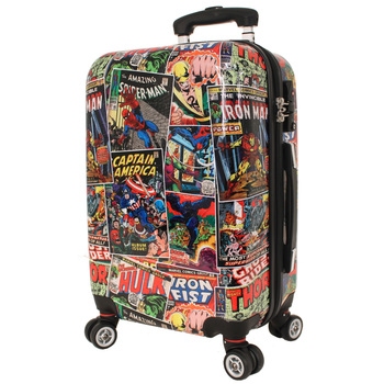 Marvel Comic Carry On Luggage