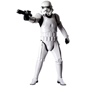 Rubies Men's Star Wars Stormtrooper Costume X-Large