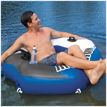 Intex River Run Connect Inflatable Lounge