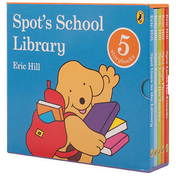 Spot's Story Library 5 Book Box Set