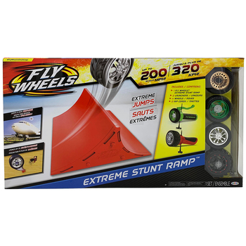Fly Wheels Stunt Ramp Multi Pack