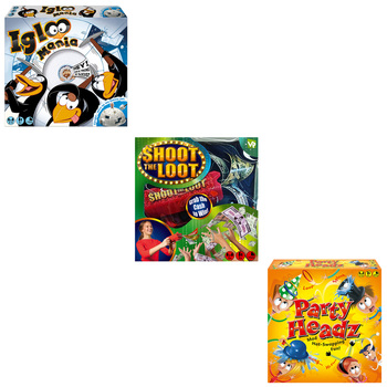 Family Party Games 3pk