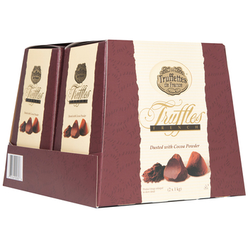 Truffettes De France French Truffles Twin Pack 2 x 2kg