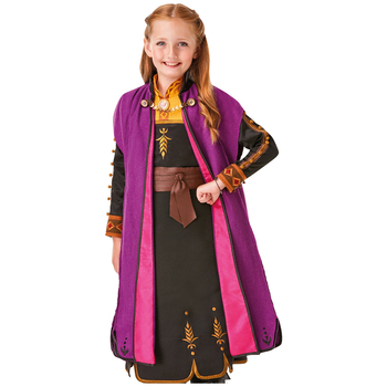 Rubie's Girls' Frozen 2 Anna Limited Edition Travel Dress