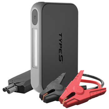 Type S Jump Starter & Portable Power Bank 12V