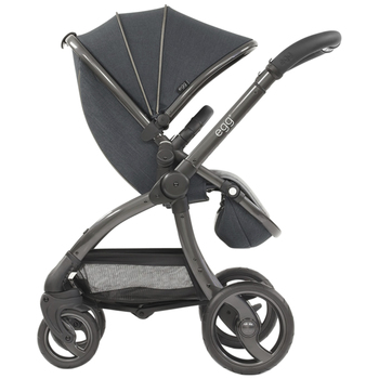 Egg Baby Stroller Carbon Grey
