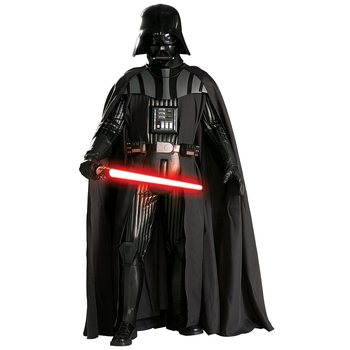 Rubies Supreme Edition Men's Star Wars Darth Vader Costume X-Large