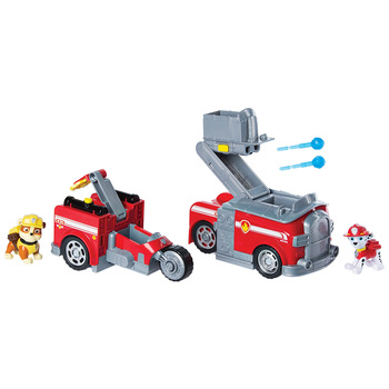 Paw Patrol Split Second Vehicle Assorted Playset