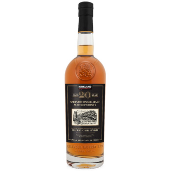 Kirkland Signature 20 Year Old Speyside Single Malt Scotch Whisky 750ml