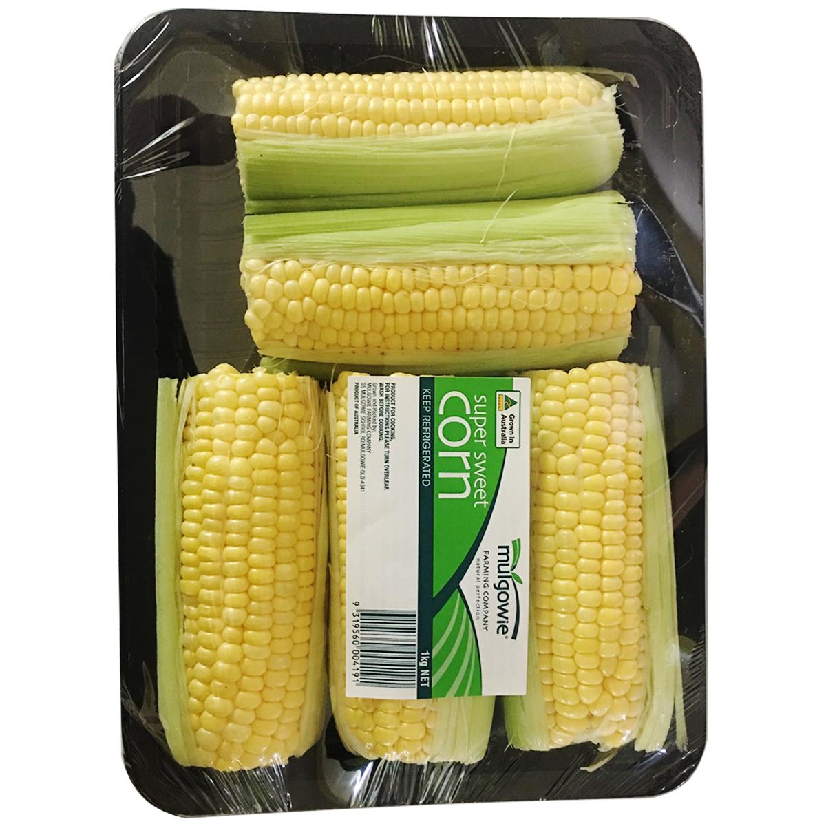 Sweet Corn 1kg Costco Australia