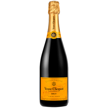 Veuve Clicquot Yellow Label NV 3 x 750ml