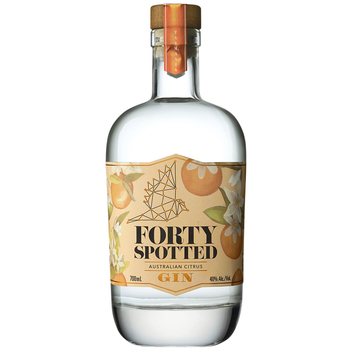 Forty Spotted Australian Citrus Gin 700ml