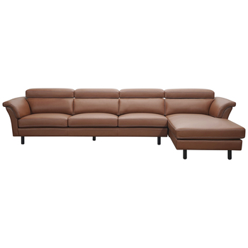 Moran Carson 3 Seat Sofa + Chaise Right
