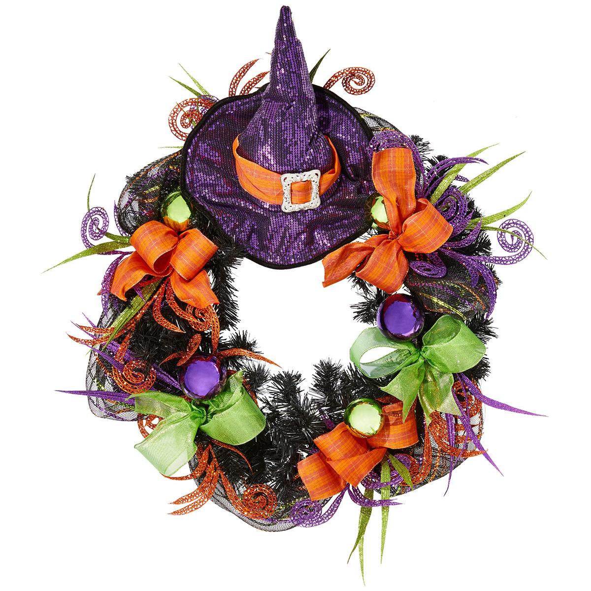Halloween Wreath Costco Australia