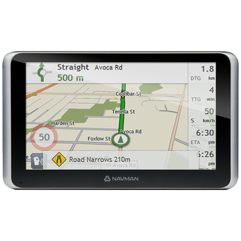 Navman Drive Duo SUV Combo GPS Unit + HD Rear Camera