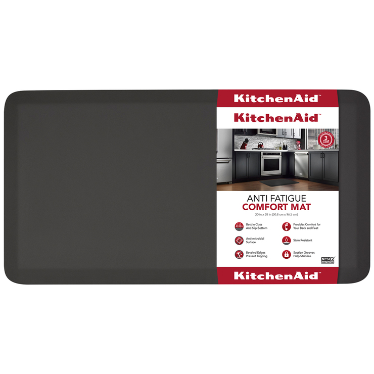 Kitchenaid Anti Fatigue Comfort Mat Grey Costco Australia