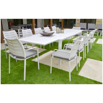 St. Kitts 13 Piece Outdoor Dining Set