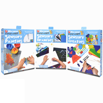 Micador Sensory Bundle Activity Set