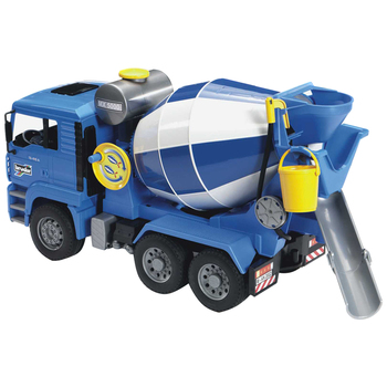 Bruder 1:16 MAN TGA Cement Mixer