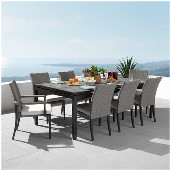 Vistano Collection 9 Piece Dining Set