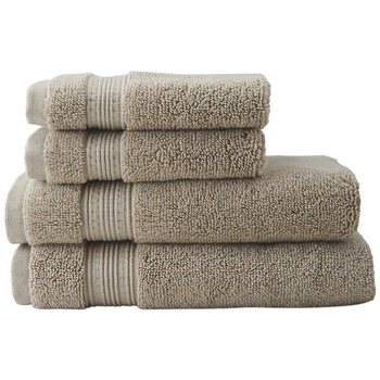Grandiose 4 pack Hand/Face Towel Set