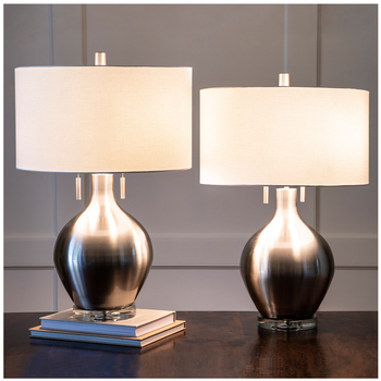 J Hunt Home Table Lamps 2pc