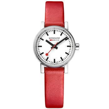 Mondaine Swiss Railways EVO2 Women's Watch MSE.26110.LC