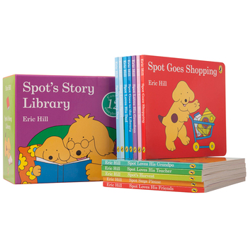 Spot's Story Library 12 Book Box Set